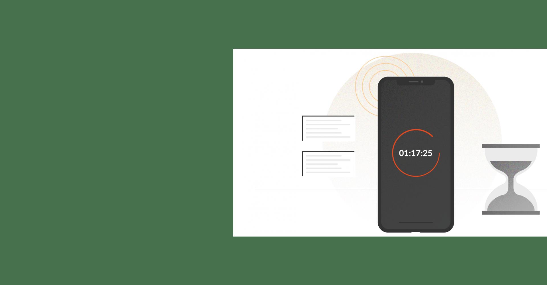 Urenregistratie app voor personeel